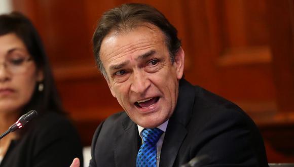 Héctor Becerril, congresista de Fuerza Popular. (Foto: USI)