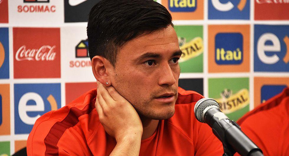 Charles Aránguiz, del Bayer Leverkusen, es otro de los pesos pesados en la lista de Rueda. (Foto: AFP)
