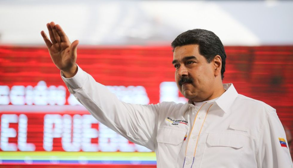 """La plataforma dispuesta por el Gobierno de Nicolás Maduro para el """"gran concierto por la paz"""" albergará a los más de 40 artistas nacionales que cantarán desde el viernes. (Foto: EFE)"""