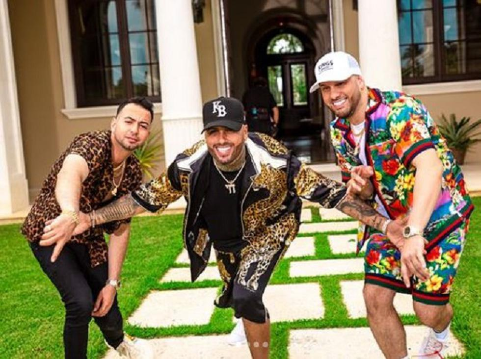 Nicky Jam sorprende con tema 'Tú y yo', junto a Valentino y Justin Quiles.