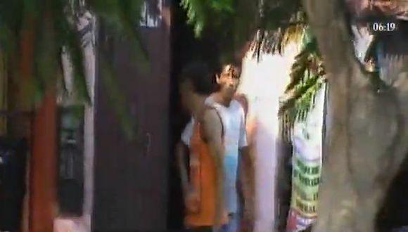 Capturan a dos ex-reclusos del penal de Lurigancho cuando comercializaban drogas en Jesús María (América TV)