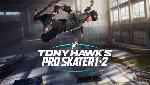 'Tony Hawk's Pro Skater 1 and 2' saldrá a la venta el 4 de setiembre.