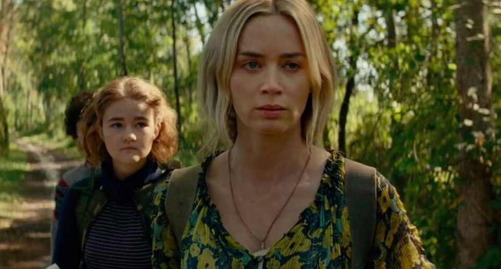 Paramount Pictures lanzó el primer tráiler oficial de A Quiet Place 2. (Captura)
