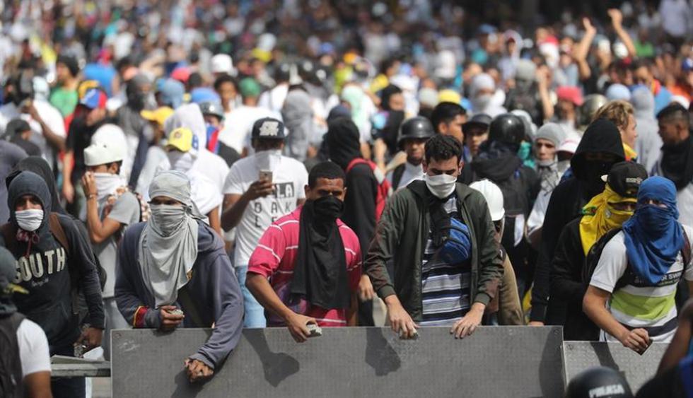 Las 8 muertes se registraron en Sucre, Bolívar y Táchira. . (Foto: EFE)