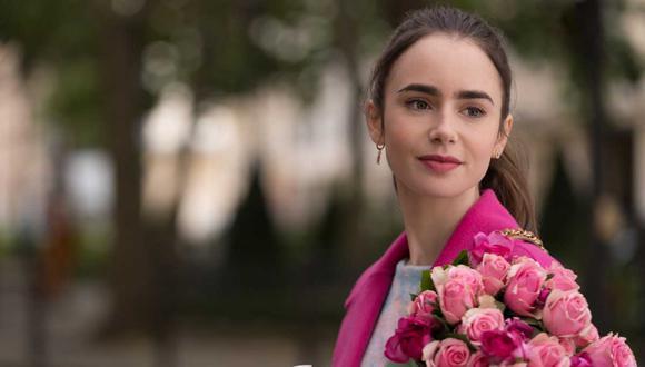 """La primera temporada de """"Emily en París"""" tiene 10 capítulos de 30 minutos (Foto: Netflix)"""