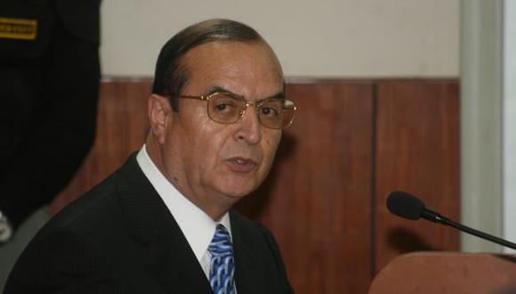 Vladimiro Montesinos sigue siendo investigado por las autoridades. (Peru21)