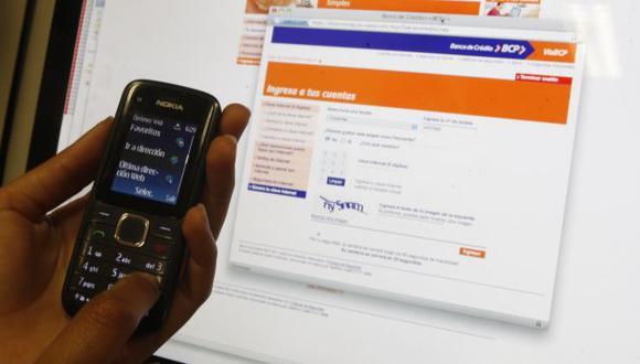 MENSAJE. Equipos móviles serán las nuevas billeteras. (Fidel Carrillo)