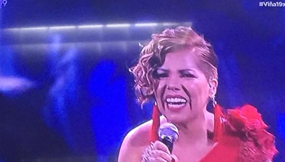 Susan Ochoa sorprendió nuevamente al jurado de Viña del Mar 2019.