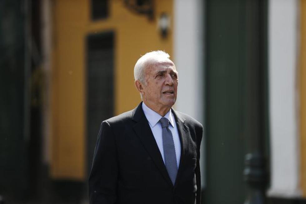 Guido Lombardi pedirá que Comisión de Economía evalúe pedido de facultades (Renzo Salazar)