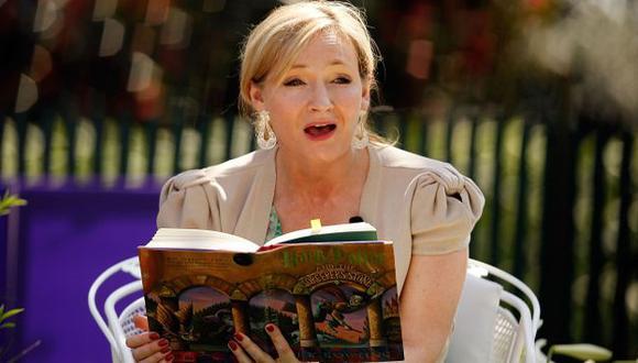 J.K. Rowling acaba de revelar 5 cosas que no sabías de 'Harry Potter' (Getty Images)