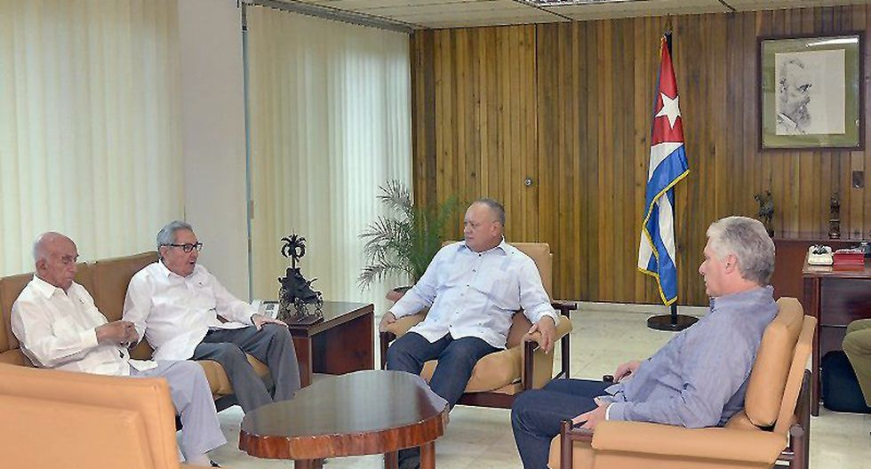"""Cabello respondió a la ministra canadiense de Relaciones Exteriores que había afirmado que Cuba tenía """"un papel que desempeñar"""" para encontrar una salida pacífica a la crisis en Venezuela. (Foto: EFE)"""