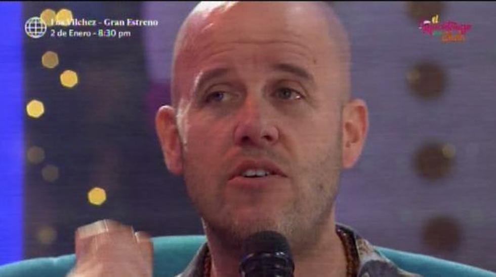 Gian Marco revela que se fue del Perú por falta de privacidad en su vida. (América TV)