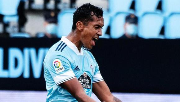 Renato Tapia volvió a la convocatoria de Celta de Vigo para LaLiga. (Foto: Celta de Vigo)