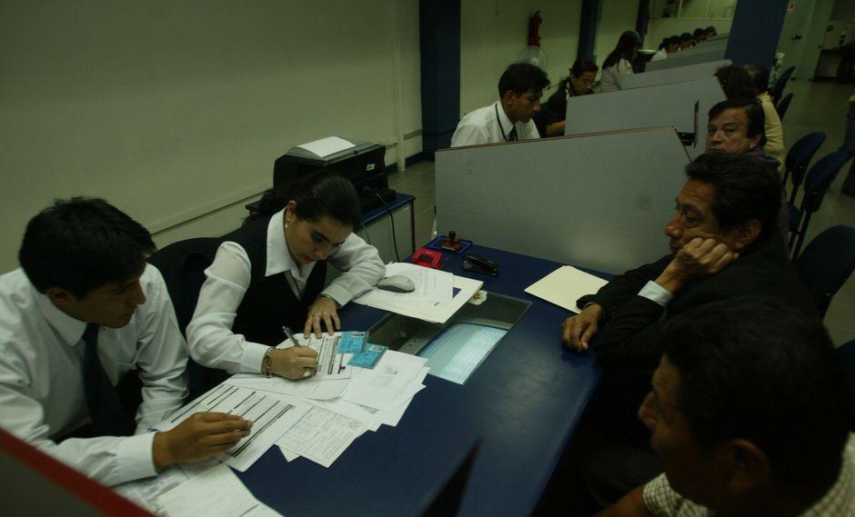 Sylvia Cáceres consideró interesante la propuesta de convertir a la ONP en una AFP pública. (Foto: GEC)