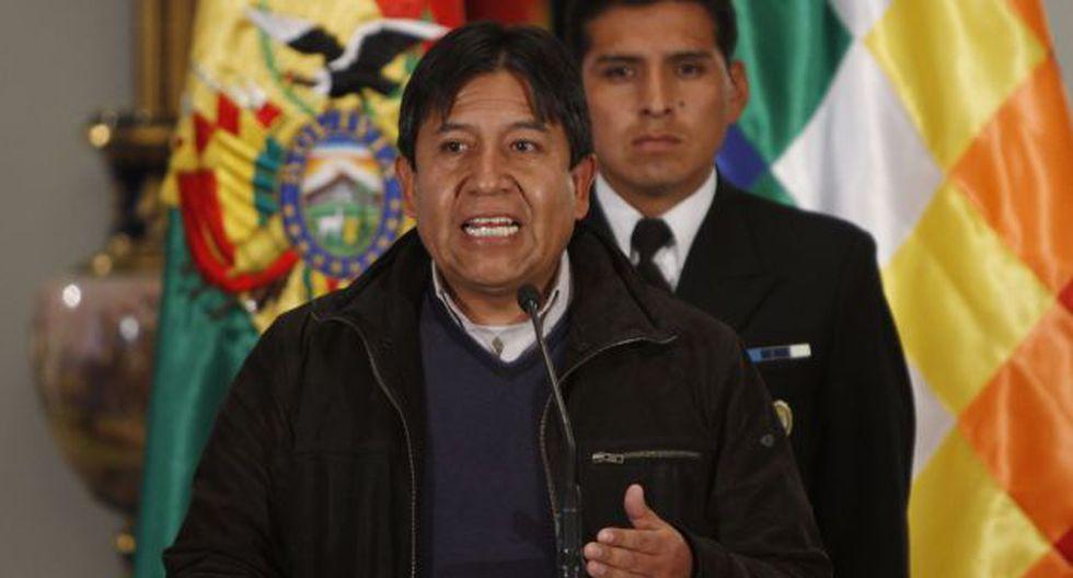 Canciller David Choquehuanca dijo que esos países pusieron en riesgo la vida de Morales. (AP)
