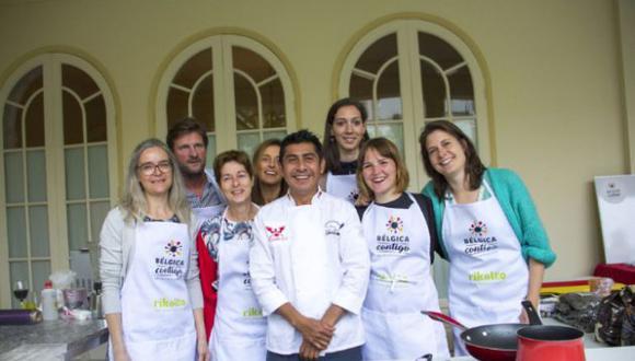 Peruano que creó el chocolate acebichado ganó importante concurso en Bélgica. (Difusión)