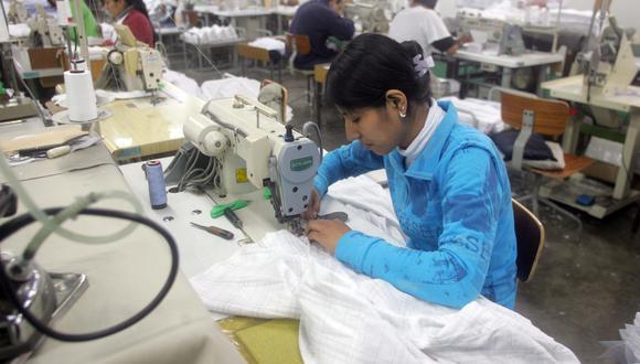 Indecopi indicó que los tejidos chinos generan un daño a la producción nacional. (FOTO: GEC)