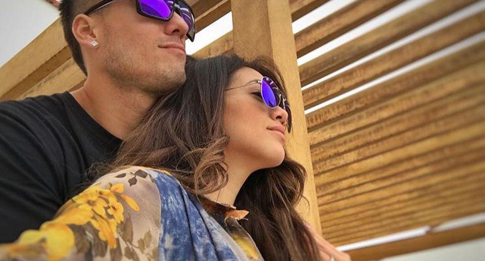 Jazmín Pinedo y Gino Assereto tuvieron una relación de casi siete años, producto de ella tienen una hija (Foto: Instagram)