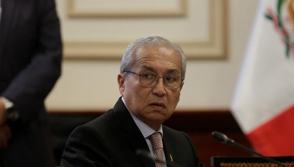Pedro Chávarry fue suspendido de sus funciones por la Junta Nacional de Justicia. (FOTO: GEC)
