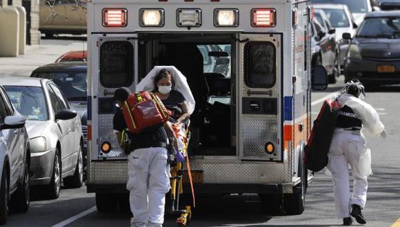 Coronavirus en Estados Unidos en vivo: últimas noticias sobre la pandemia del COVID-19 en USA. (Foto: EFE)