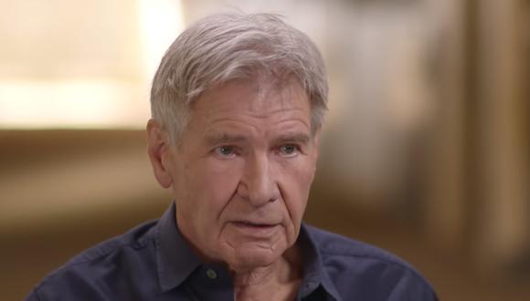 Harrison Ford indicó que se compromete a realizar una nueva película con el espíritu de antaño. (Captura de pantalla)