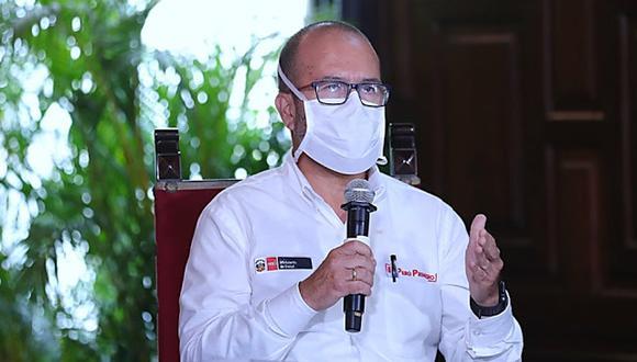 """Ministro de Salud sobre el fin del confinamiento: """"El 27 de abril vamos a pasar a una nueva etapa de la cuarentena"""""""