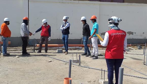 Ica: Contraloría detecta deficiencias en ejecución de obras de ampliación del Hospital Regional de Ica y falta de profesionales técnicos.