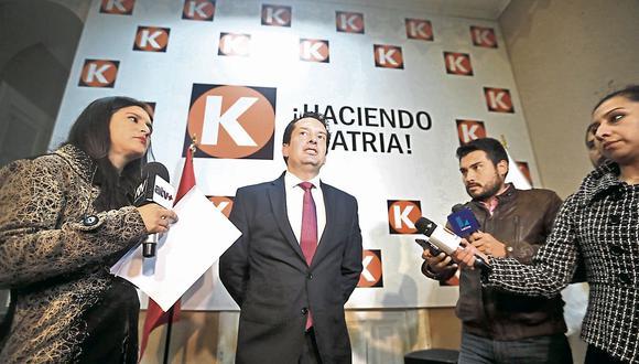 Fuerza Popular tentará la Alcaldía de Lima en 2018. (USI)