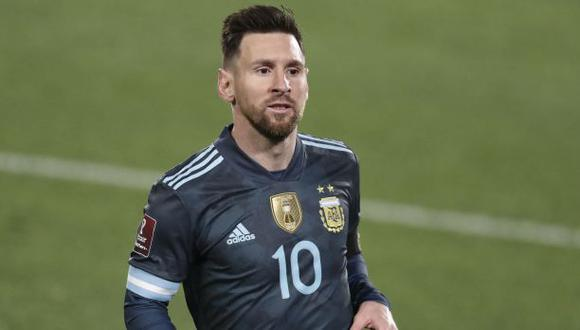 Lionel Messi compartió un mensaje en redes tras triunfo de Argentina. (Foto: AFP)