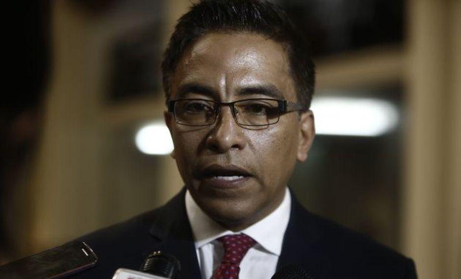 Congresista Vieira cuenta detalles de su conversación con Alberto Fujimori.