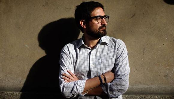 Daniel Titinger desmitifica personajes y visibiliza verdades. (Foto de Renzo Salazar).