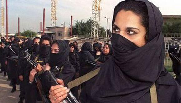 Por primera vez detienen a dos mujeres que quería integrarse al Yihad en España. (AFP)