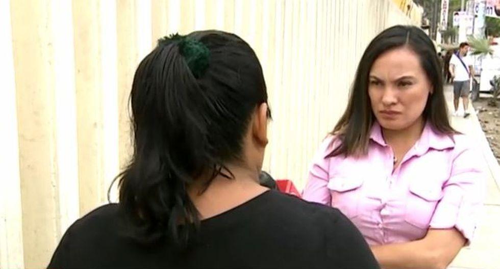 Madre de adolescente que fue golpeada y violada exige ayuda psicológica para su hija. (Captura/América TV)