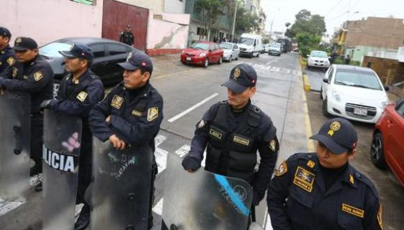 Se busca promover la suscripción de convenios con municipios para dar servicios policiales extraordinarios. (Foto: GEC)