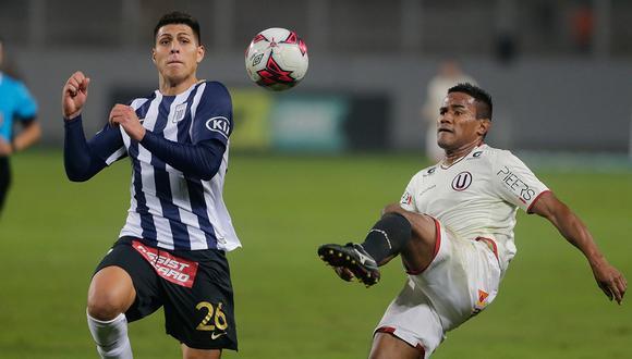 Alianza Lima vs. Universitario de Deportes jugarán este lunes el primer clásico del año. (Foto: GEC)