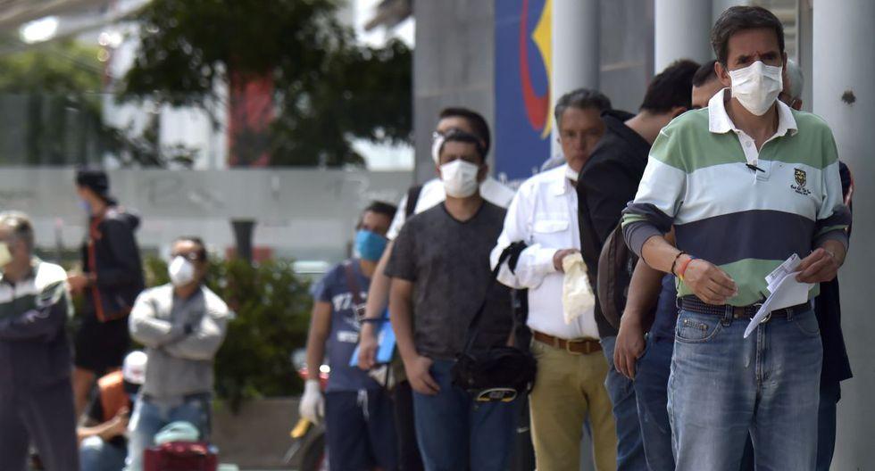 Evalúan reducir la gravedad del COVID-19 en hombres con supresor hormonal. (Foto: Raúl Arboleda / AFP)