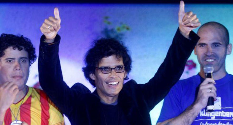 Pedro Suárez-Vértiz tiene la esperanza de que aparezca la cura para su enfermedad. (Nancy Dueñas)
