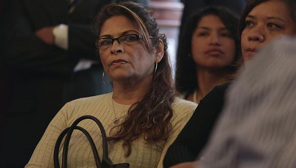 Cristina Castro también tendrá que responder a la justicia.  (César Fajardo)