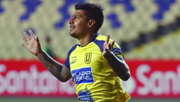Patricio Rubio anotó dos goles en ocho partidos con Everton en el 2020. (Foto: AFP)
