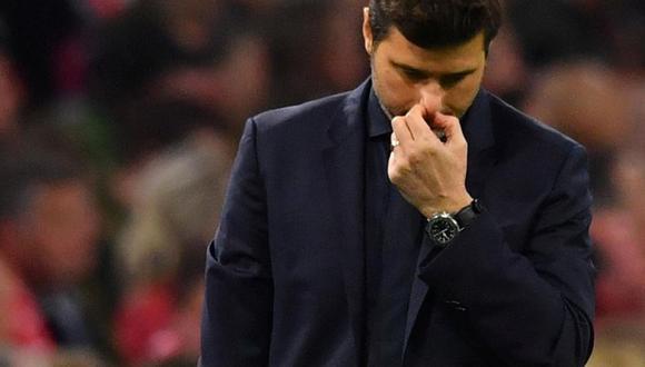 """""""Estamos devastados por esta situación"""", afirma Mauricio Pochettino tras lesión de André Gomes. (Reuters)"""