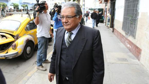 El Gobierno dio por terminado el nombramiento de Julio Galindo en el Procuraduría Antiterrorismo. (Perú21)