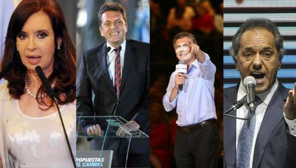 Argentina: Elecciones presidenciales se desarrollan con normalidad tras 12 años de Kirchner en el poder. (USI)
