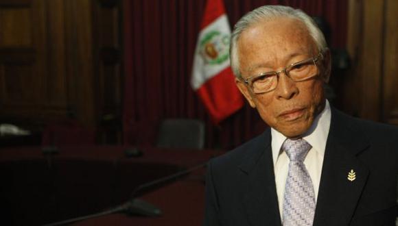 Humberto Lay teme que esto genere un nefasto precedente. (Perú21)