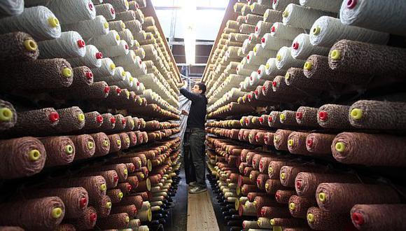 Sector textil en Estados Unidos ofrecerá más trabajo. (Bloomberg)