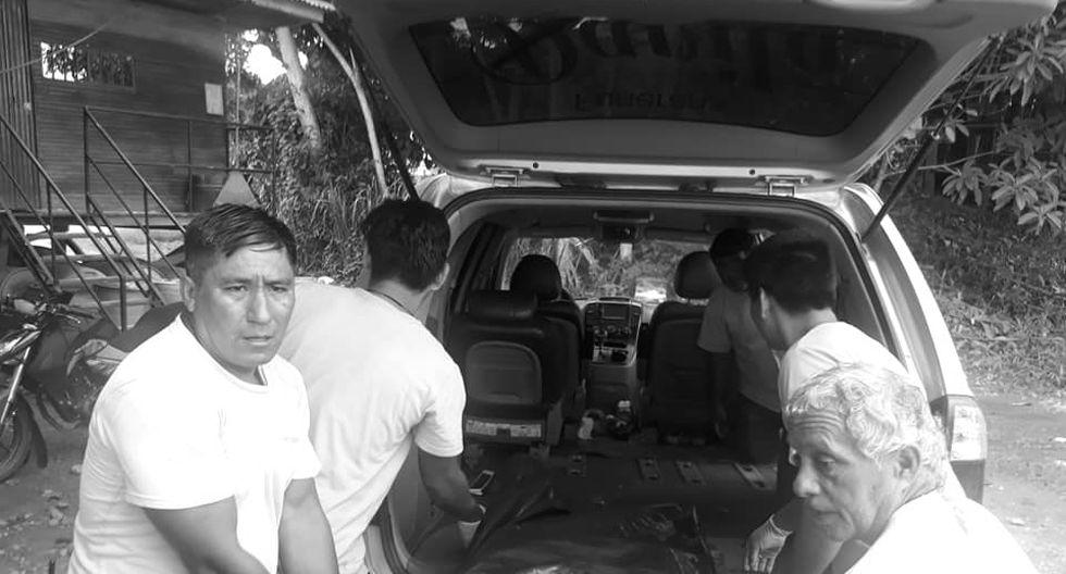Grupo de delincuentes ingresaron a la Reserva Amazónica de Inkaterra (Fotos: Red de Noticias Madre de Dios)