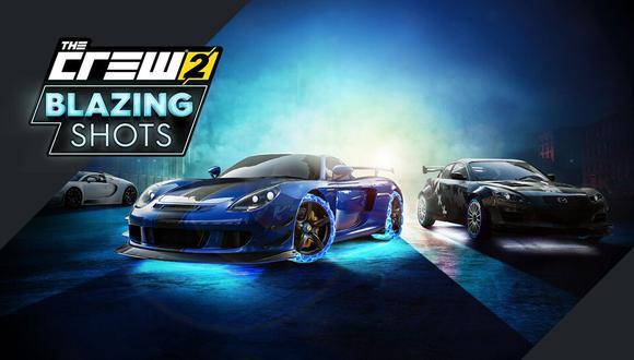Ubisoft ha lanzado una nueva actualización a 'The Crew 2' llamada 'Blazing Shots'.