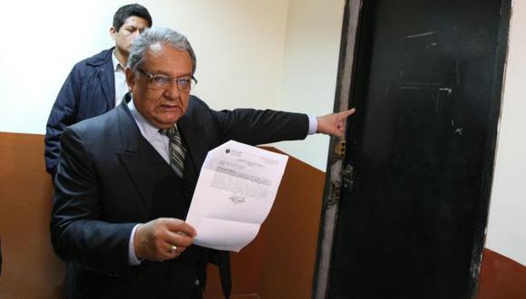 Julio Galindo recordó que Abimael Guzmán no ha pagado ni un sol de reparación civil. (Peru21)