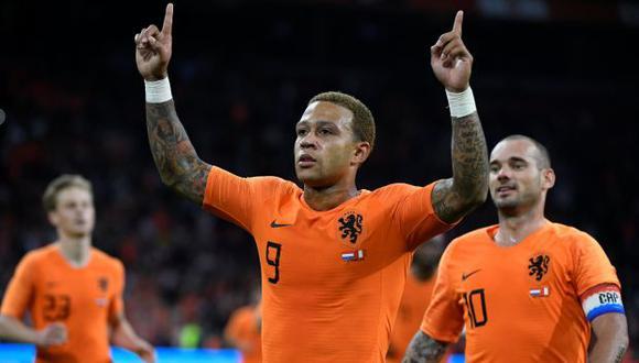 Las estadísticas por el momento favorecen a Alemania, que se impuso a Holanda en 15 ocasiones tras 40 enfrentamientos. (Foto: Reuters)