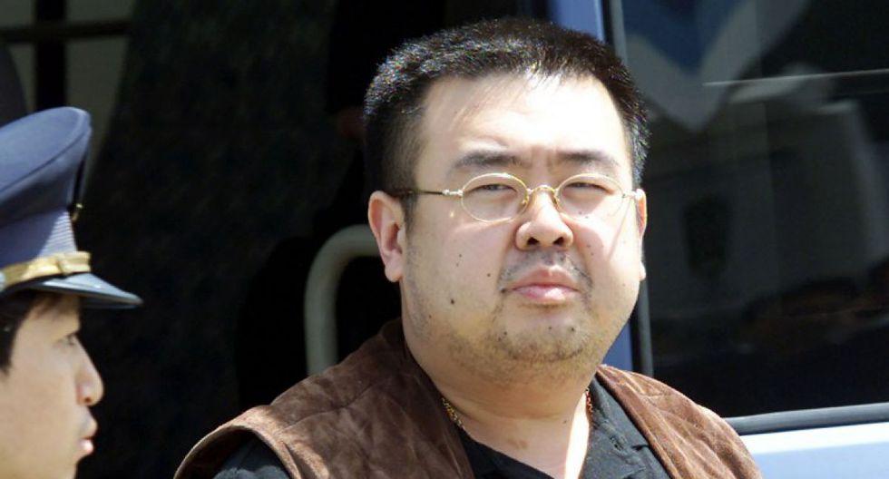 Kim Jong Nam es medio hermano de Kim Jong-un y fue asesinado en 2017. (Foto: AFP)
