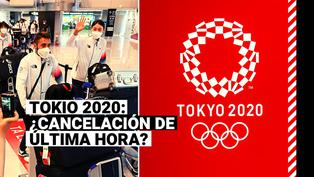 Tokio 2020: organizadores no descartan cancelación de última hora por casos de COVID-19